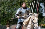 Scottish Jousting Competition